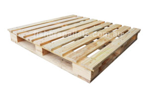 4-way Entry Block Pallets Fishers