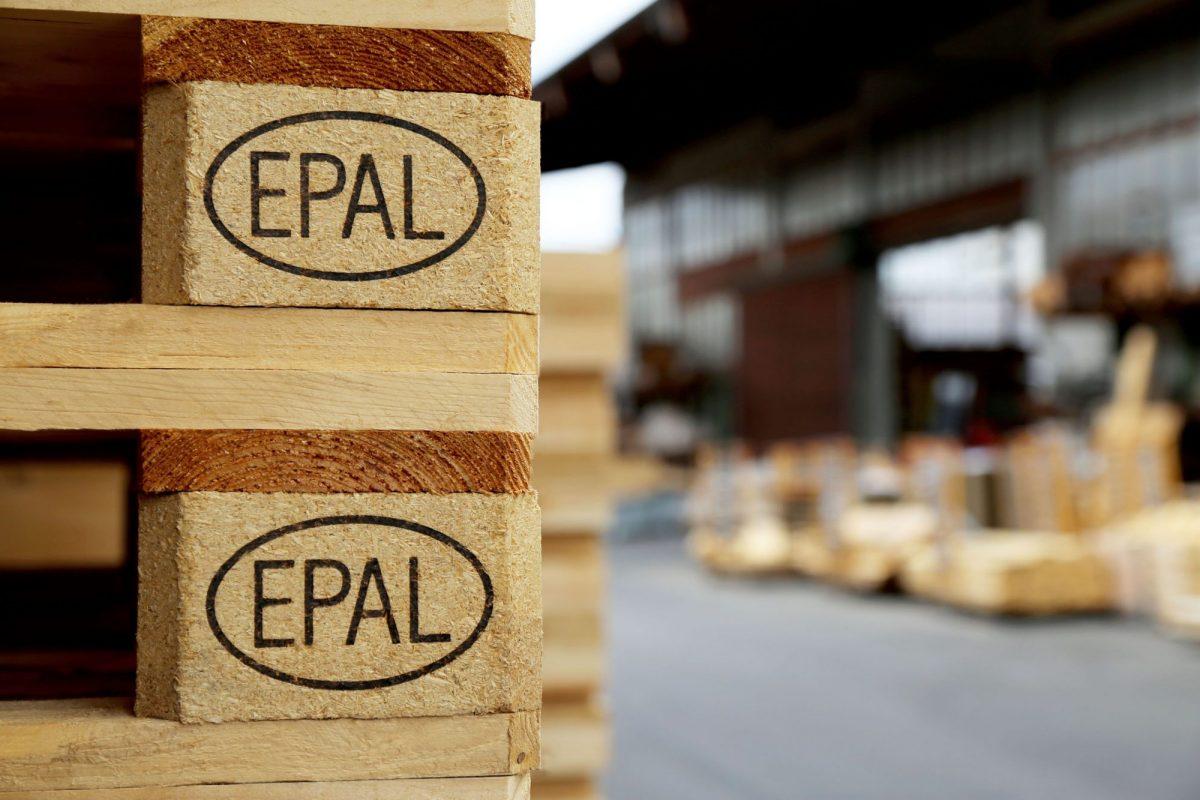 Fishers Pallets - EPAL Euro Pallets