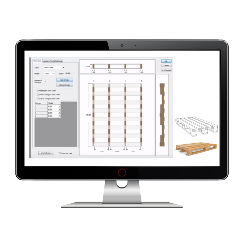 Fisher's Pallets Software