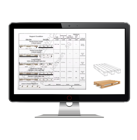 Fisher's Pallets Design Software