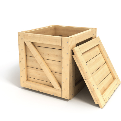 Fisher's Pallets Wooden Crates